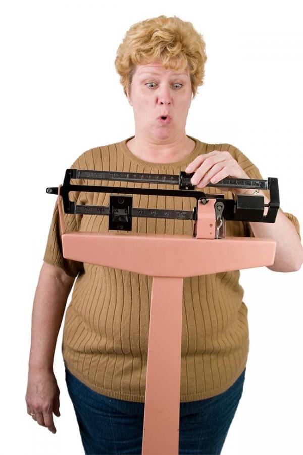 Снижение веса за 30 дней